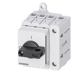 Odpínač čierna 4-pólové 16 mm² 32 A 690 V/AC Siemens 3LD32300TL11