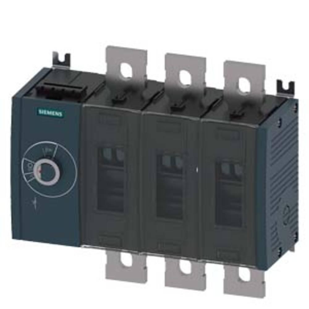 Lastseparationsbrytare 3-polig 800 A 8 NO, 8 öppnare 690 V/AC Siemens 3KD48340QE100
