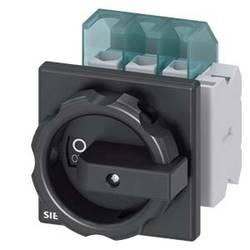 Odpínač čierna 3-pólové 16 mm² 25 A 1 spínací, 1 rozpínací 690 V/AC Siemens 3LD21031TP51