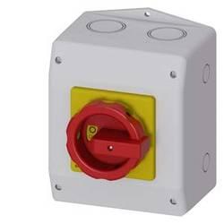 Odpínač červená, žltá 6-pólová 16 mm² 32 A 690 V/AC Siemens 3LD22653VB53