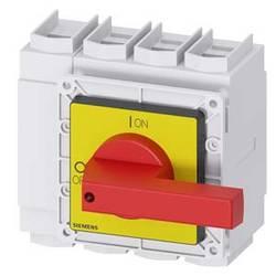 Odpínač červená, žltá 4-pólové 185 mm² 160 A 690 V/AC Siemens 3LD23051TL13