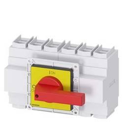 Odpínač červená, žltá 6-pólová 185 mm² 160 A 690 V/AC Siemens 3LD23053VK13