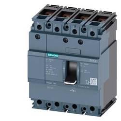 Odpínač 4-pólové 125 A 3 prepínacie 690 V/AC Siemens 3VA11121AA420DH0