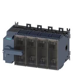 Odpínač 4-pólové 250 A 8 spínacích kontaktov, 8 rozpínacích kontaktov 690 V/AC Siemens 3KF34252LF11
