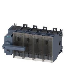 Odpínač 4-pólové 400 A 8 spínacích kontaktov, 8 rozpínacích kontaktov 690 V/AC Siemens 3KF44402LF11