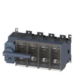 Odpínač 4-pólové 630 A 8 spínacích kontaktov, 8 rozpínacích kontaktov 690 V/AC Siemens 3KF54632LF11