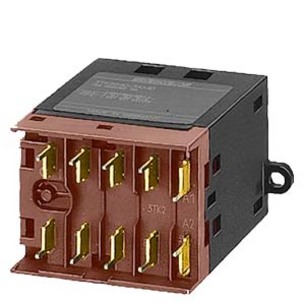 Contacteur Siemens 3TF2010-6AB0 3 NO (T) 1 pc(s)