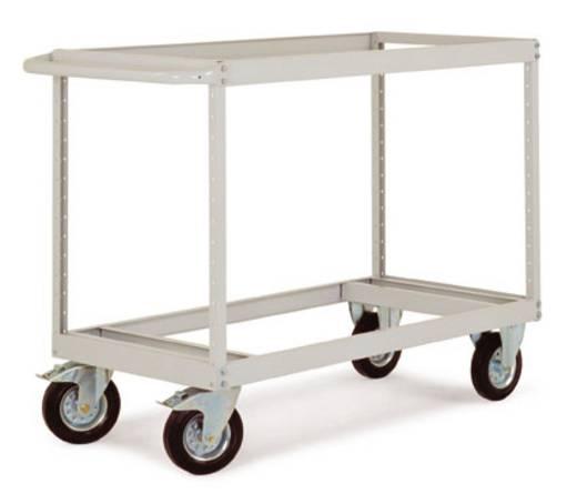 Regalwagen Stahl pulverbeschichtet Traglast (max.): 500 kg Manuflex TV3419.3003