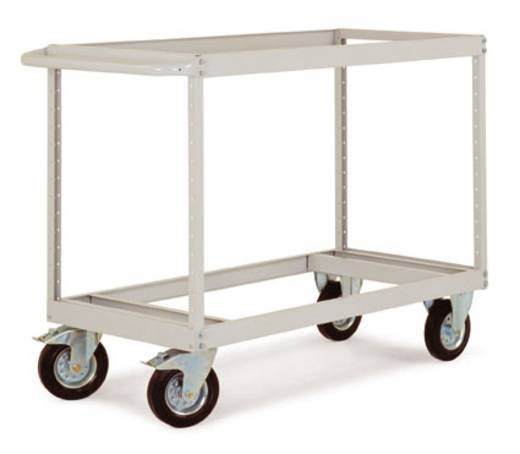 Regalwagen Stahl pulverbeschichtet Traglast (max.): 500 kg Manuflex TV3421.2001