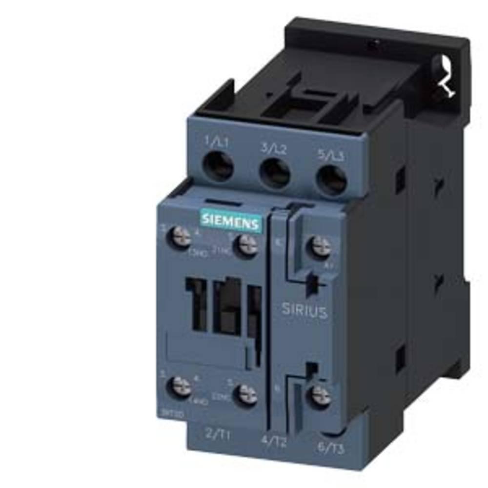 Contacteur de puissance Siemens 3RT2027-1AD00 3 NO (T) 1 pc(s)
