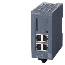 Priemyselný ethernetový switch Siemens 6GK5204-0BA00-2KB2, 10 / 100 MBit/s