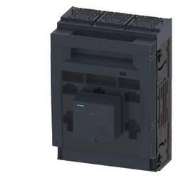 Výkonový odpínač poistky Siemens 3NP11531DA22, 3-pólové, 400 A, 690 V/AC