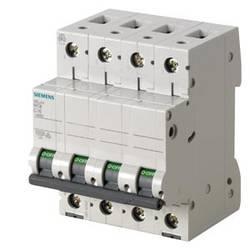 Elektrický jistič Siemens 5SL44046, 4 A, 400 V