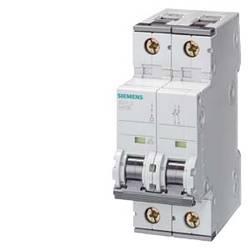 Elektrický jistič Siemens 5SY42505, 50 A, 230 V, 400 V