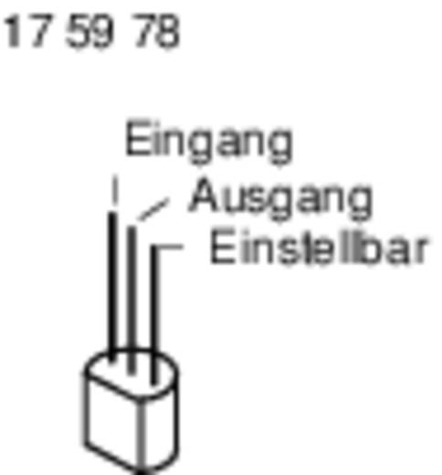Spannungsregler - Linear ON Semiconductor LM317LZ Positiv Einstellbar 1.2 V 100 mA TO-92-3