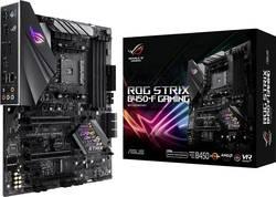 Základní deska Asus ROG Strix B450-F Gaming Socket AMD AM4 Tvarový faktor ATX Čipová sada základní desky AMD® B450