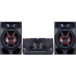 LG Electronics CK 43 párty reproduktory 13.5 cm 5.3 palca 300 W 1 ks