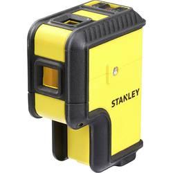 Bodový laser Stanley by Black & Decker Dosah (max.): 35 m, Kalibrované podľa: bez certifikátu