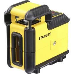 Krížová vodováha laserová Stanley by Black & Decker Kalibrované podľa: bez certifikátu