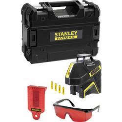 Multiliniový laser Stanley by Black & Decker Kalibrované podľa: bez certifikátu