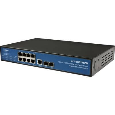 Allnet ALL-SG8310PM Netzwerk Switch RJ45/SFP 8 + 2 Port 1.000 MBit/s PoE-Funktion Preisvergleich