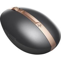 Optická Wi-Fi myš HP Spectre 700 3NZ70AA#ABB, integrovaný scrollpad, USB konektor, strieborná, meď