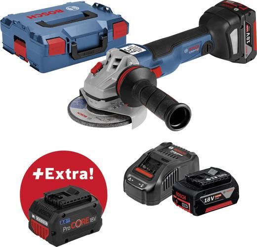 Bosch Professional Gws 18v 10 C Procore18v 8 0ah 0615990k7t Akku