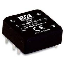 DC / DC menič napätia, SMD Mean Well DKMW30G-12, 24 V/DC, 12 V/DC, 1250 mA, 30 W