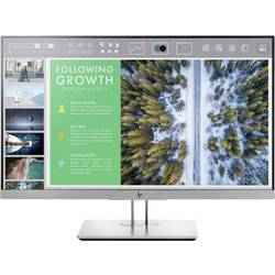 HP EliteDisplay E243 LED monitor 60.5 cm (23.8 palca) en.trieda A + (A ++ - E) 1920 x 1080 px Full HD 5 ms HDMI ™, DisplayPort, VGA, USB 3.0 IPS LED