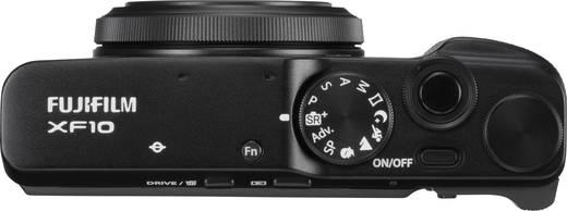 Fujifilm XF10 Digitalkamera 24.2 Mio. Pixel Schwarz 4K-Video, Touch-Screen