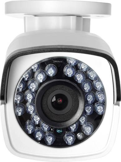 lan wlan ip berwachungskamera set 4 kanal mit 2 kameras 1920 x 1080 pixel 1 tb abus tvvr36420t. Black Bedroom Furniture Sets. Home Design Ideas