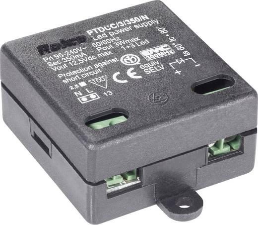 LED-Treiber 3 W 350 mA 12 V/DC Barthelme Betriebsspannung max.: 240 V/AC