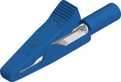 Image of Abgriffklemme Buchse 2 mm CAT I Blau SKS Hirschmann MA 2 VA blau / blue