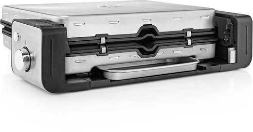 Wmf Elektrogrill Erfahrungen : Wmf 0415110011 elektro kontakt grill silber schwarz kaufen