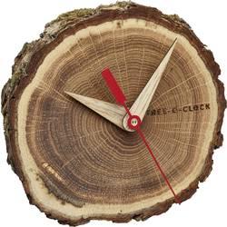 Quartz stolové hodiny TFA Dostmann Tree-o-Clock 60.1028.08, dub
