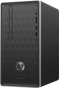 Image of HP 590-a0548ng Desktop PC Intel® Pentium® Silver J5005 8 GB 1 TB HDD 128 GB SSD Windows® 10 Home Intel UHD Graphics 600