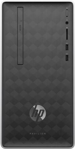 Image of HP 590-a0311ng Desktop PC AMD A9 A9-9425 8 GB 1 TB HDD Windows® 10 Home AMD Radeon R5
