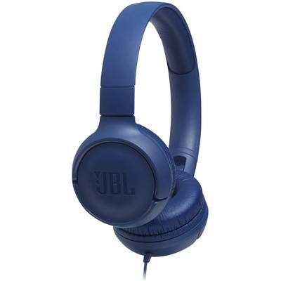 JBL Tune 500 Kopfhörer On Ear Faltbar, Headset Blau Preisvergleich