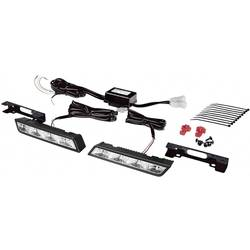 N/A autosvetlá na denné svietenie Osram Auto LEDriving® PX-5 LEDDRL301 CL15, pravouhlé, 1 ks