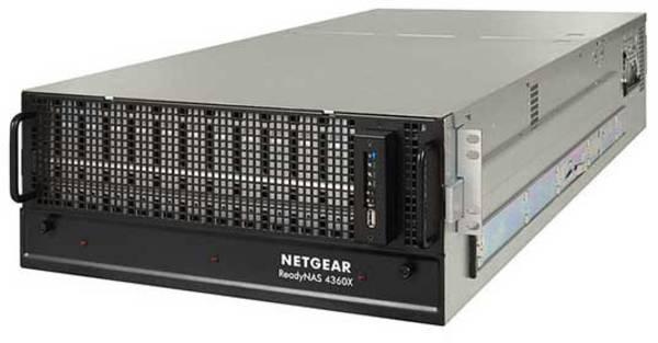 NETGEAR NAS-Gehaeuse für RAID