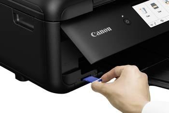 Canon-Drucker mit SD-Steckplatz