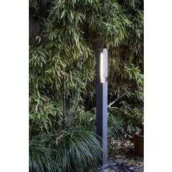 LED vonkajšia stojaca lampa Polarlite Oval B280 PL-8819405, 10 W, čierna