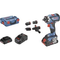 Aku vŕtací skrutkovač Bosch Professional GSR 18V-60 FC 06019G7106, 18 V, 4 Ah, Li-Ion akumulátor