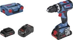 Aku příklepová vrtačka Bosch Professional GSB 18V-60 C 06019G2107, 18 V, 4 Ah, Li-Ion akumulátor