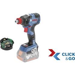 Aku rázový skrutkovač a uťahovák Bosch Professional GDX 18V-200 C + CoMo, Click & Go 06019G4203, 18 V, Li-Ion akumulátor