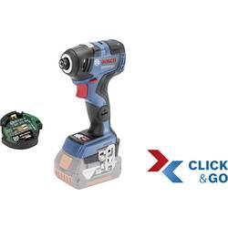 Aku rázový skrutkovač a uťahovák Bosch Professional GDR 18 V-200 C solo C & G L-B connected 06019G4103, 18 V, Li-Ion akumulátor