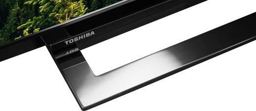 Toshiba 49V5863DA LED-TV 124 cm 49 Zoll EEK A+ (A++ - E) DVB-T2, DVB-C, DVB-S, UHD, Smart TV, WLAN, CI+ Schwarz