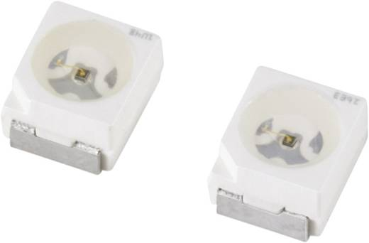 SMD-LED PLCC2 Blau 5.6 mcd 120 ° 20 mA 3.5 V OSRAM LB T676