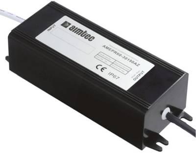 Driver per LED Corrente costante Aimtec AMEPR60-12500AZ 60 W 5 A 5 - 50 V/DC non dimmerabile, Circuito PFC, Protezione s