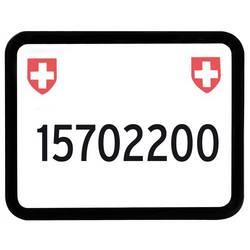 Image of 15702200 Kennzeichenhalter